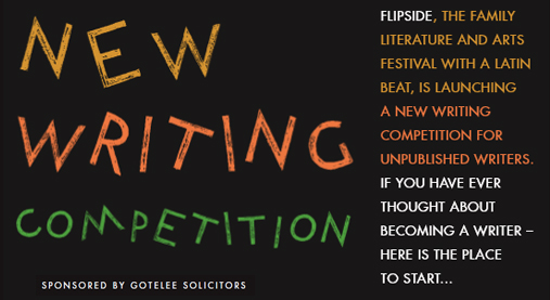 FlipSide New Writing Competition